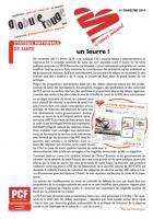 A coeur ouvert - premier trimestre 2014 - Stratégie nationale de santé : un leurre.
