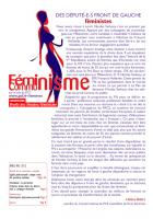 Féminisme - Communisme avril-mai 2012