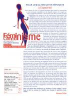 Féminisme - Communisme février 2013
