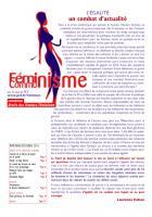 Féminisme - Communisme novembre-décembre 2011