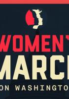 21 janvier // Rassemblement en soutien à  la Women's march à Washington