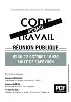 flyer reunion mérignac