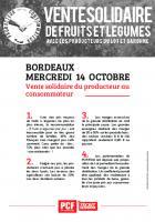 flyer ventes solidaires du 10 oct