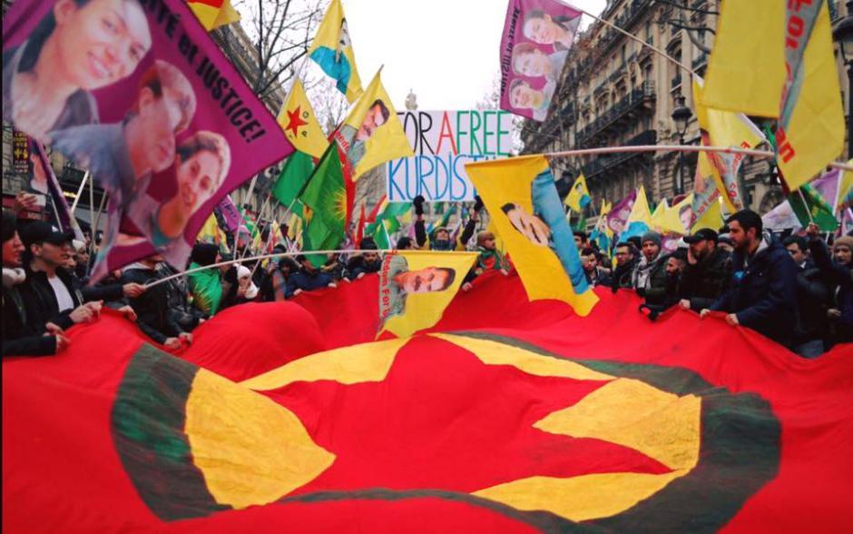 21 janvier // Rencontre débat autour de la question Kurde