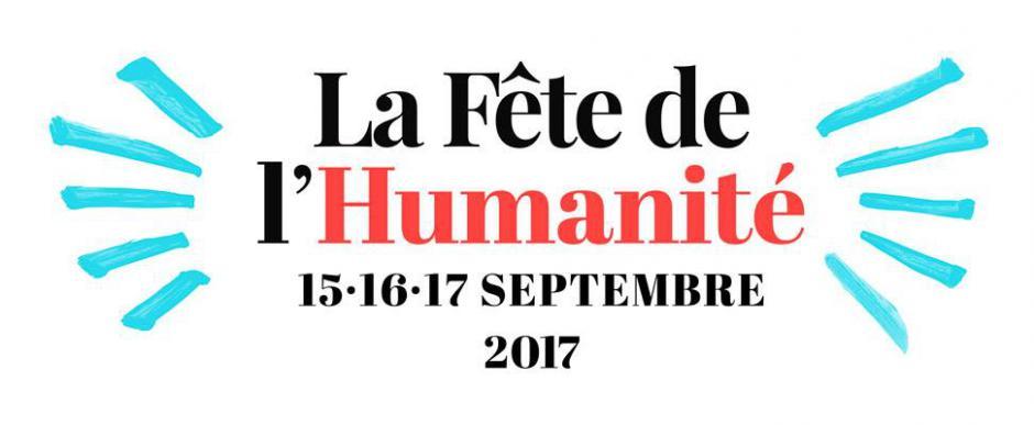 15, 16 et 17 septembre // Fête de l'Humanité !