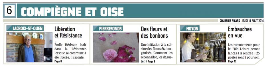 20140814-CP-Lacroix-Saint-Ouen-Émile Hérisson « Pour les résistants, ce n'est pas la fin des combats »-En-tête