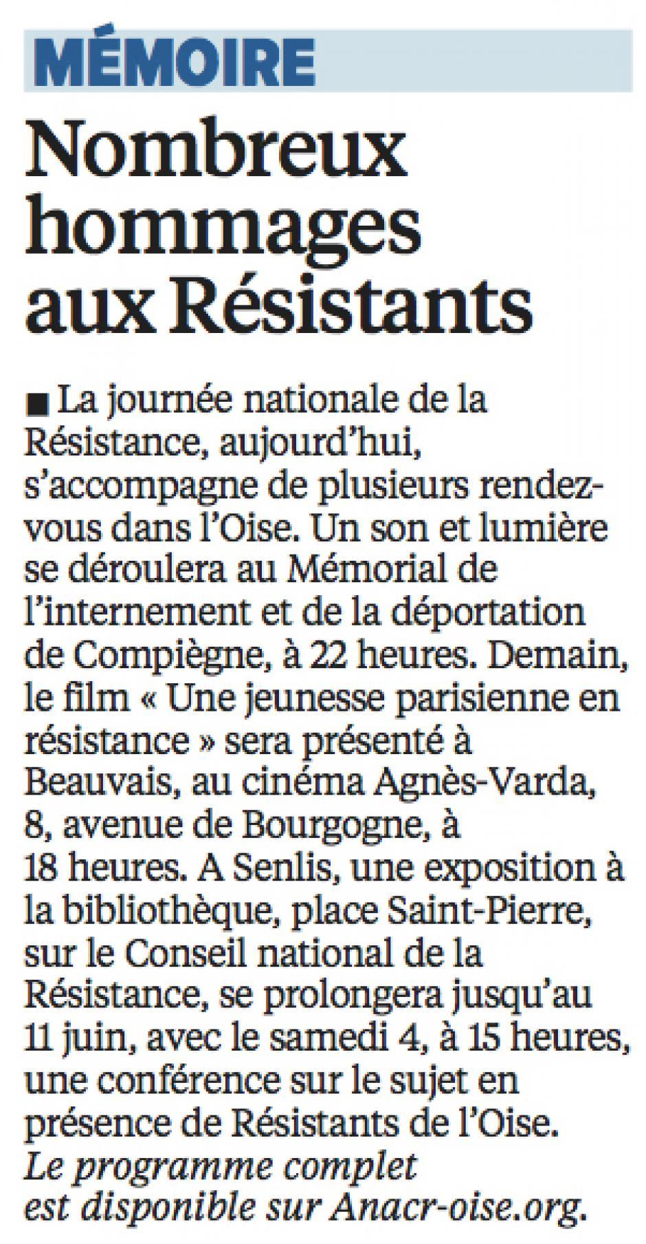 20160527-LeP-Oise-Nombreux hommages aux Résistants