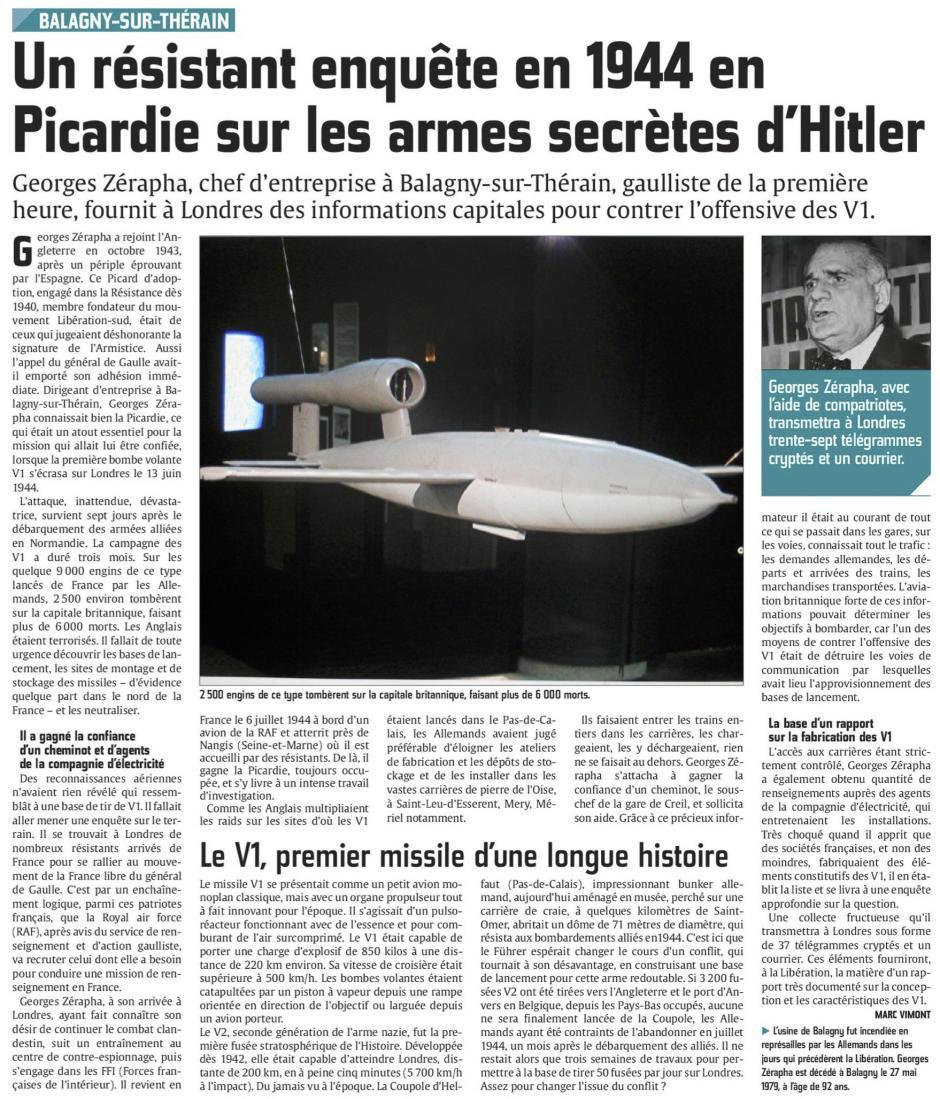 20160626-CP-Balagny-sur-Thérain-Un résistant enquête en 1944 en Picardie sur les armes secrètes d'Hitler