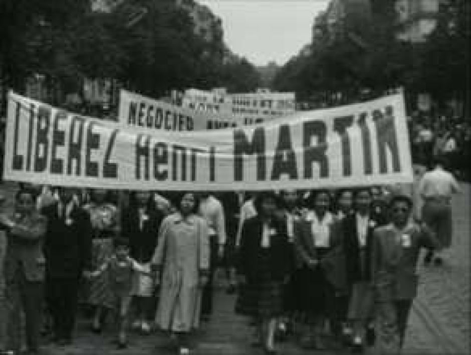 Décès Henri Martin : La France a perdu l'un de ses plus valeureux et généreux fils (Pierre Laurent)