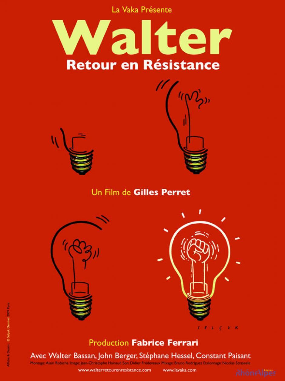 Projection-débat : Walter, retour en résistance