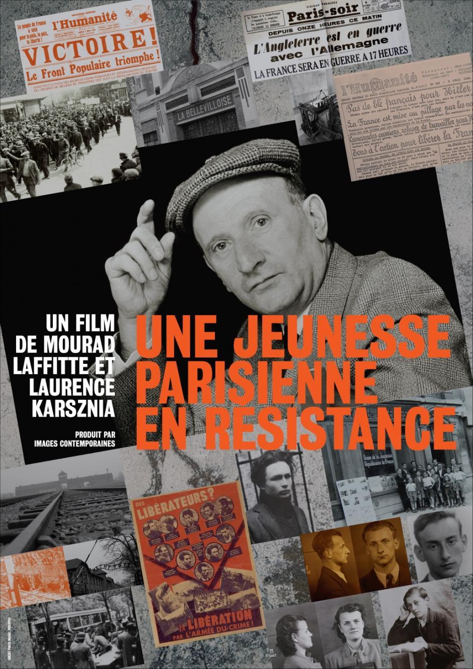 Une jeunesse parisienne en résistance - Avant-première