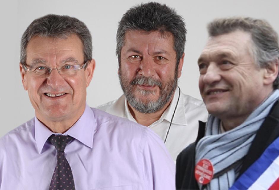 Déclaration des élus du groupe PCF/Front de gauche sur le trajet de la LGV