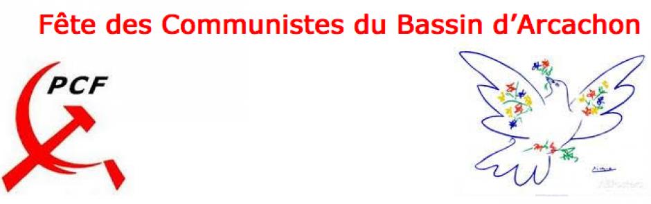 30 septembre // Fête des communistes du Bassin
