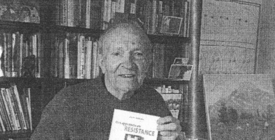 Charles Bianchéri. Écrire l'histoire, un combat contre l'oubli