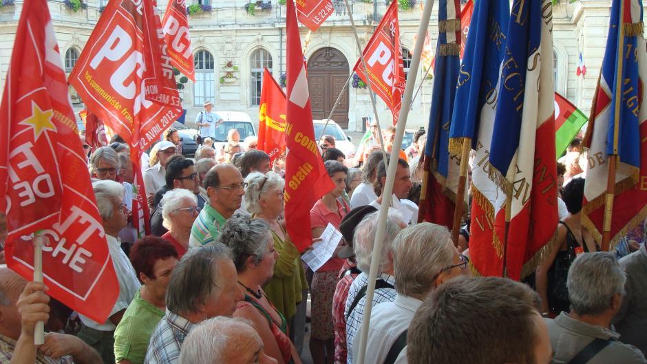 Bollène le 28 Juin: Résistance et Fraternité