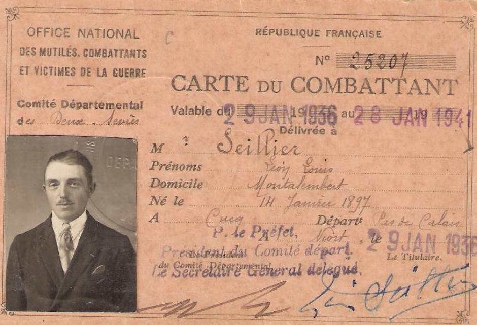 Rencontre avec... Roger SEILLIER, communiste et Résistant, par Ch. MAUVILLAIN