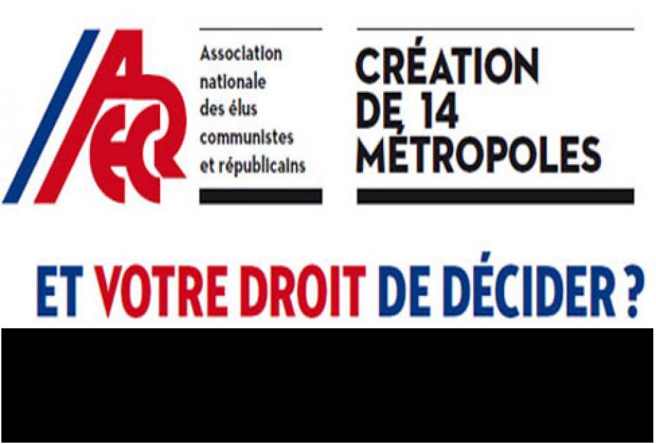 Signez la Pétition: Métropoles: Non au coup de force! C'est aux citoyens de décider!