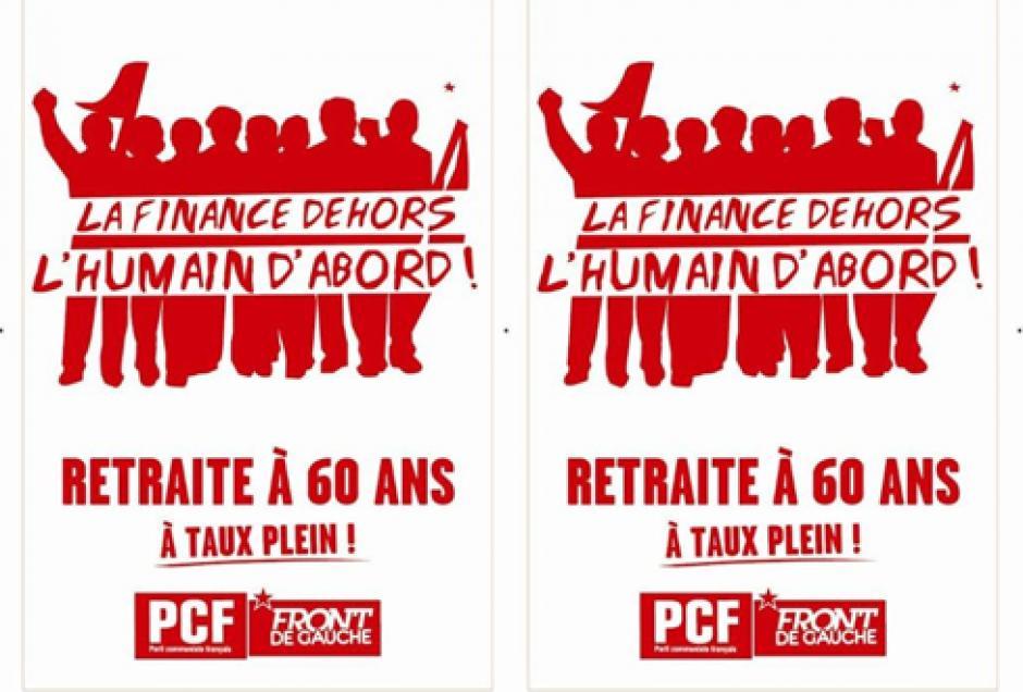 Retraite 60 Ans Une Proposition D Avenir Pcf Fr