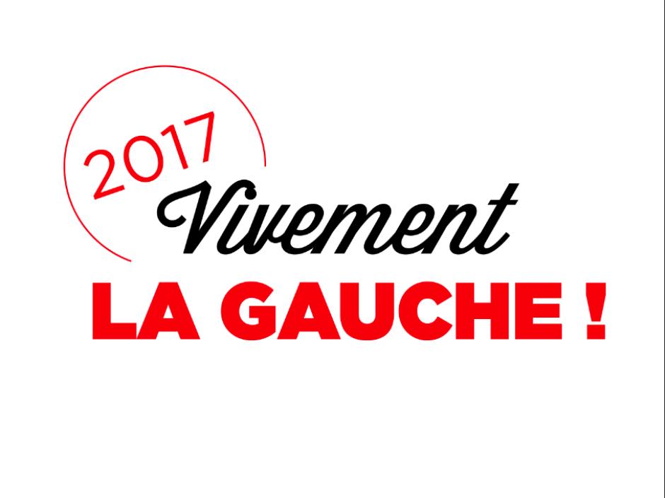 2017, Vivement la gauche ! Pétition