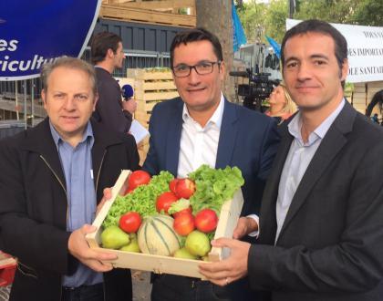Vente solidaire du 17 août : compte-rendu de la délégation reçue à Matignon